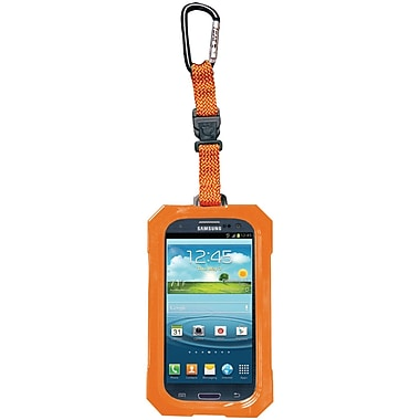 Dri Cat Hang It Waterproof Case For Samsung Galaxy S III, Orange