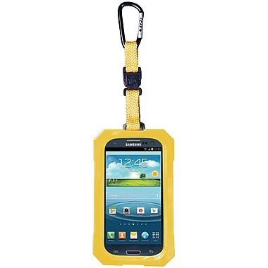 Dri Cat Hang It Waterproof Case For Samsung Galaxy S III, Yellow