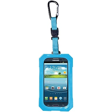 Dri Cat Hang It Waterproof Case For Samsung Galaxy S III, Teal