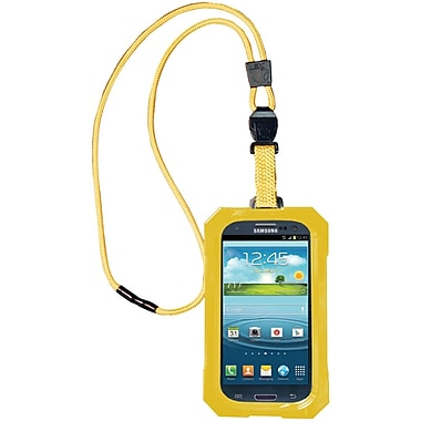 Dri Cat Neck It Waterproof Case For Samsung Galaxy S III, Yellow