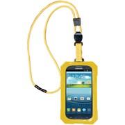 Dri Cat Neck It Waterproof Case For Samsung Galaxy S III, Yellow
