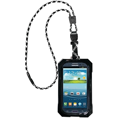 Dri Cat Neck It Waterproof Case For Samsung Galaxy S III, White/Black