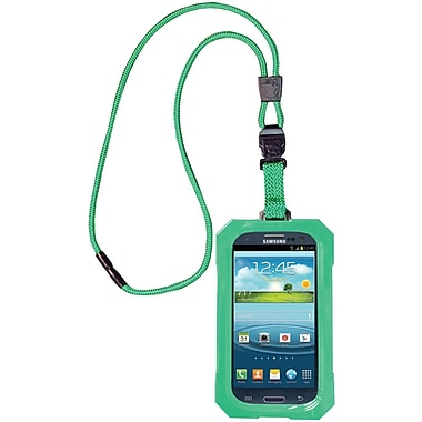 Dri Cat Neck It Waterproof Case For Samsung Galaxy S III, Lime