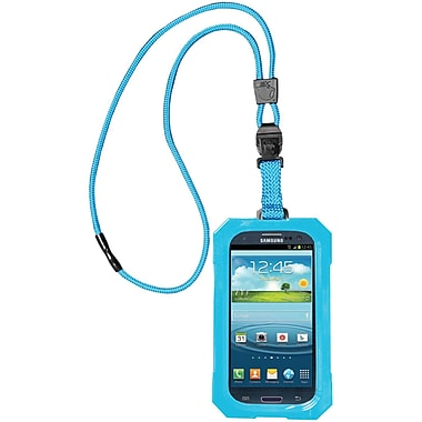 Dri Cat Neck It Waterproof Case For Samsung Galaxy S III, Teal