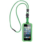 Dri Cat 11060P Neck it Waterproof Case With Lanyard For iPhone 5, Lime