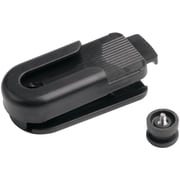Garmin® Belt Clip And Button, Black