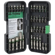 Hitachi Screwdriver Driving Bit Set, 35 Pieces