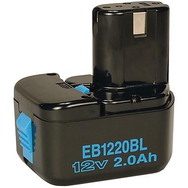 Hitachi 320386 NiCd Battery EB1220BL, 12 V
