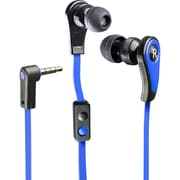 Syba™ Nature In-Ear Headphones With an In-Line Microphone, Blue