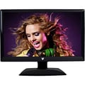 V7® LED215W2S-9N 22in. Full HD LED LCD Widescreen Monitor With Speakers, Glossy Black