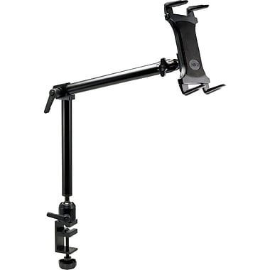 Arkon® TAB802 Aluminum Heavy Duty C-Clamp Mount, Black