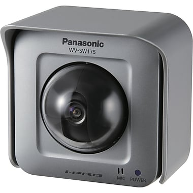 Panasonic i-Pro WV-SW175 HD Outdoor Pan/Tilt Network Camera