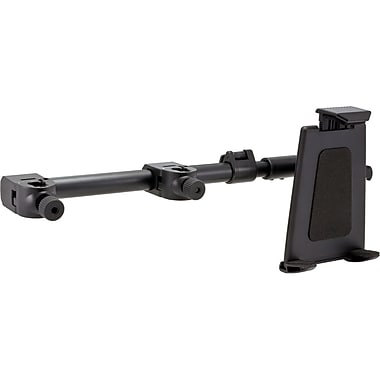 Arkon® Deluxe Tablet Headrest Mount For Centered Backseat Viewing