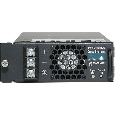 Cisco™ Catalyst 300 W DC Input Power Supply