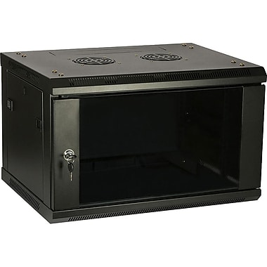 4XEM™ 140lbs. 6U Wall Mount Server Rack Cabinet