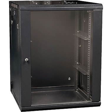 4XEM™ 350lbs. 15U Wall Mount Server Rack Cabinet