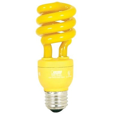 Feit Electric 13W Fluorescent Light Bulb; Yellow