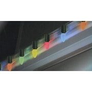 Brite Star C9 LED Color-Changing Christmas Light, 10/Set, Multi-Color