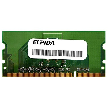 Edge™ 256GB DDR2 (144-pin SoDIMM) DDR2 400 (PC2 3200) Notebook Memory