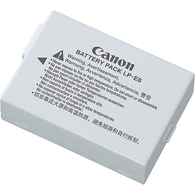 Canon 4515B002 7.2 V Lithium Ion Digital Camera Battery, 1120 mAh