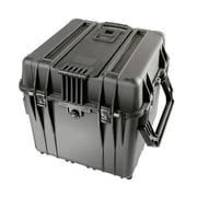 Pelican™ 0340 Cube Case with Lid and Foam, Black