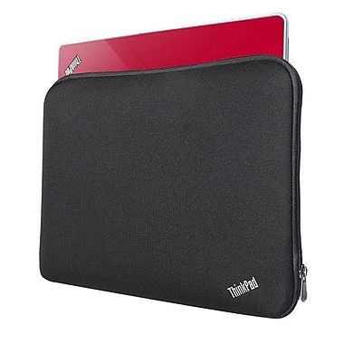 Lenovo 57Y4294 Carrying Case, Black/Red