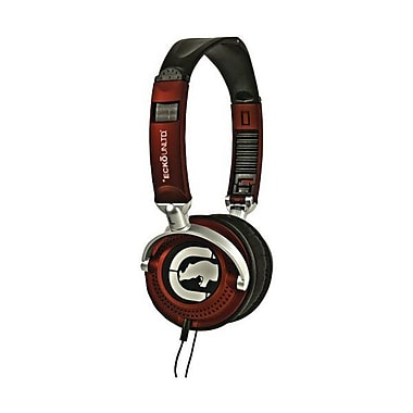 Mizco Ecko Unltd EKU-MTN Motion Over-the-Ear Headphone, Red