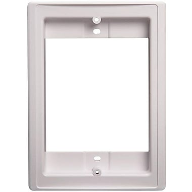 NuTone® NF300DWH Door Speaker Retrofit Faceplate