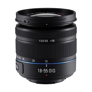 Samsung EX-S1855IB/US 18 - 55mm f/3.5-5.6 Zoom Lens For Samsung NX200 DSLR Camera