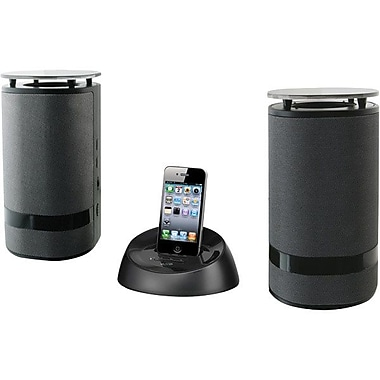 iLive™ ISP801B Wireless Speaker System For iPod/iPhone