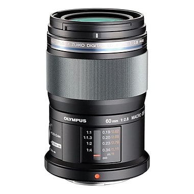 Olympus M.ZUIKO V312010BU000 60mm f/2.8 Macro Lens For Olympus PEN Series Mirrorless Camera