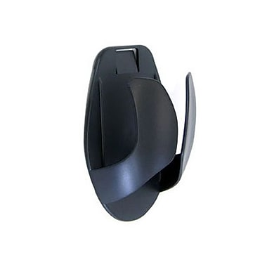 Ergotron® 3in. x 2in. x 4 1/2in. Mouse Holder, Black