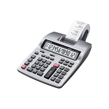 Casio® HR-150TMPLUS 12 Digits Display Desktop Printing Calculator