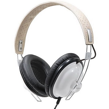 Panasonic RP-HTX7 Over-the-Head Headphone, White