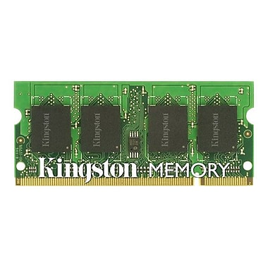 Kingston® 2GB (1 x 2GB) DDR2 (200-Pin SoDIMM) DDR2 800 (PC2 6400) Server Memory