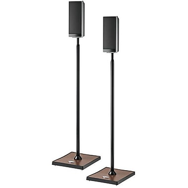Omnimount® Gemini1B Speaker Stand, Black