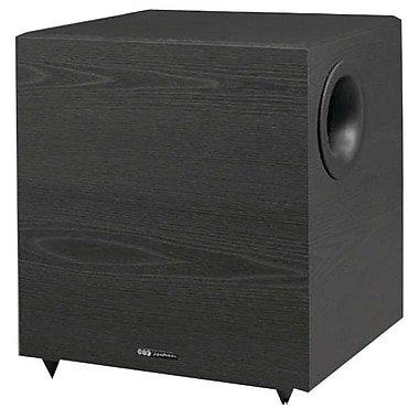 BIC America™ V-1020 Powered Subwoofer, Black