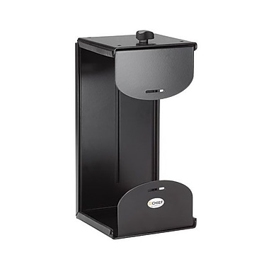 Chief® KSA1020B 40 lbs. CPU Wall/Desk Mount