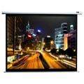 Elite Screens® Spectrum Series 106in. Electrol Projection Screen, 16:10, Black Casing