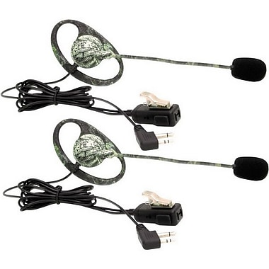 Midland AVPH7 Mono Earset, Over-the-Ear Earpiece Design