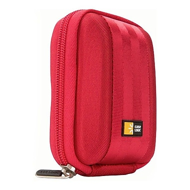 Case Logic® QPB-201 Compact Camera Case, Red