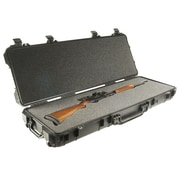 Pelican Polypropylene Long Case with Foam for Rifle, Black (1720)