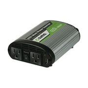 Sima® STP-225 DC-to-AC Power Inverter, 12 VDC Input, 5VDC Output, 2 Outlets