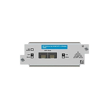 HP JC091A SFP+ 4 Ports Expansion Module