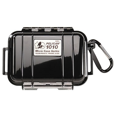 Pelican™ Micro Multi Purpose Case for iPod, Black/Clear
