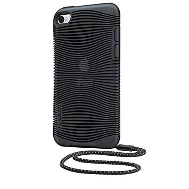 Belkin® F8Z653TTC00 Grip Ergo Carrying Case For iPod, Black