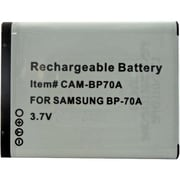 Dantona UltraLast CAM-BP70AP Replacement Samsung Battery
