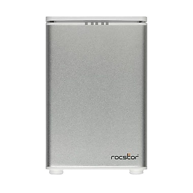 Rocstor® Arcticroc 2T 6TB USB 2.0 Hard Drive Array