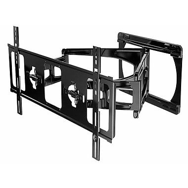 Peerless-AV® SUA765PU 100 lbs. Ultra-Slim Articulating Wall Arm For 42in. to 65in. Displays