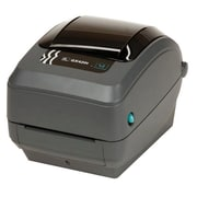 Zebra GX430T G-Series Gx Desktop Label Printer, 7.5(H) x 7.6(W) x 10(D)
